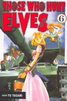 Those who hunt elves vol 06 TP
