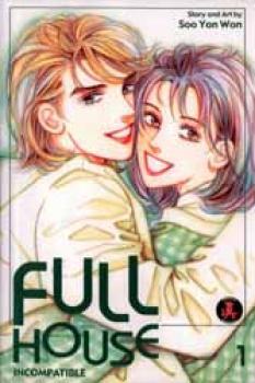 Full house vol 01 GN