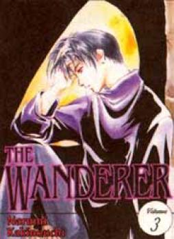 The wanderer vol 3 GN