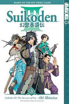 Suikoden III vol 03 GN