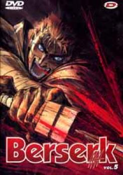 Berserk vol 05 DVD PAL