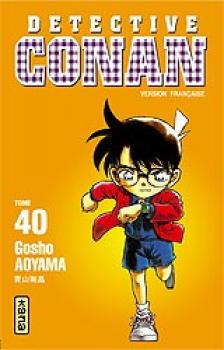 Detective Conan tome 40