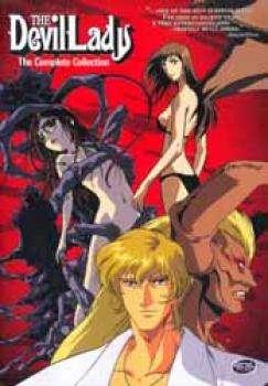 Devil lady complete collection DVD