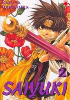 Saiyuki tome 02