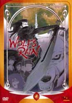 Wolf's rain vol 04 DVD PAL FR