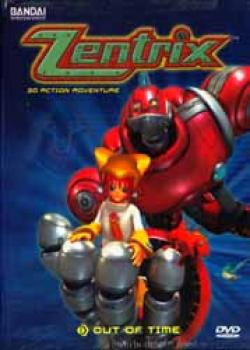 Zentrix collection 01 Out of time DVD