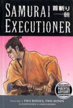 Samurai executioner vol 02 TP