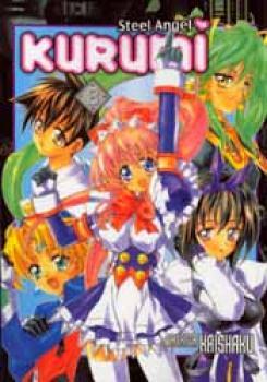 Steel angel Kurumi vol 08 TP