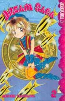 Dream saga vol 02 GN