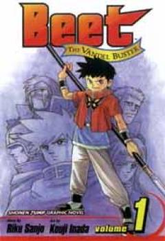 Beet the vandal buster vol 01 GN