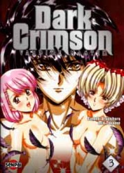 Vampire master Dark crimson tome 03