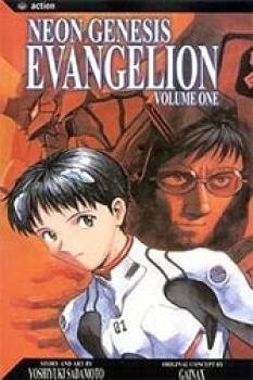Neon genesis evangelion vol 01 GN