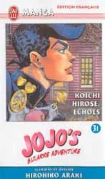 Jojos bizarre adventure tome 31