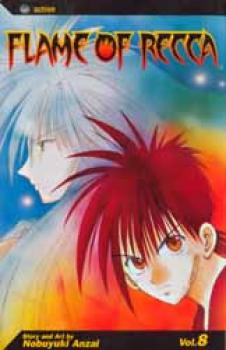 Flame of Recca vol 08 GN