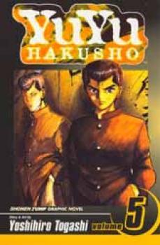 Yuyu Hakusho vol 05 GN