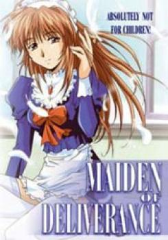 Maiden of deliverance DVD