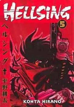 Hellsing vol 05 TP