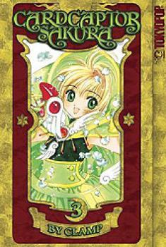 Cardcaptor Sakura vol 03 GN