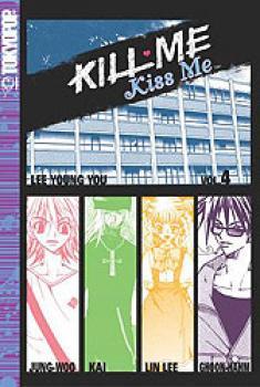 Kill Me, Kiss Me vol 04 (of 05) GN