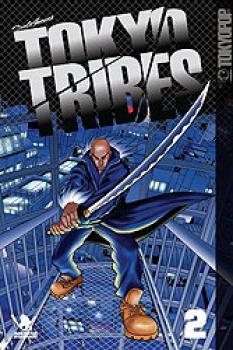 Tokyo tribes vol 02 GN