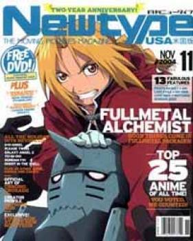 Newtype English version magazine vol 2: 23 NOV 2004
