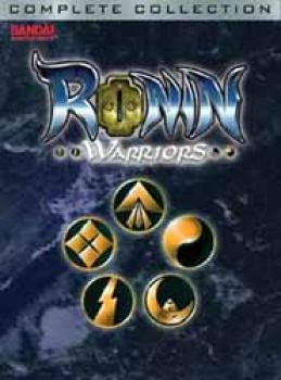 Ronin warriors Complete collection Limited edition DVD box