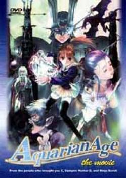 Aquarian age The movie DVD