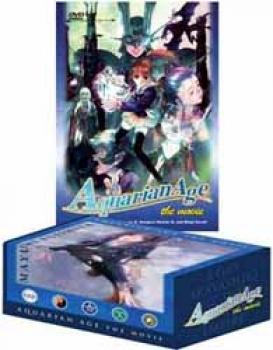 Aquarian age The movie DVD Limited edition