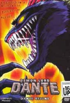 Demon lord Dante vol 04 Dante reigns DVD