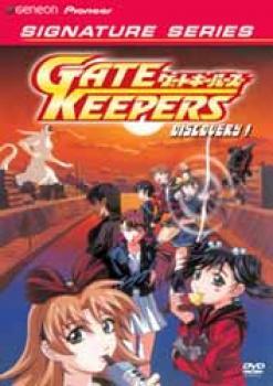 Gatekeepers vol 06 Signature series DVD