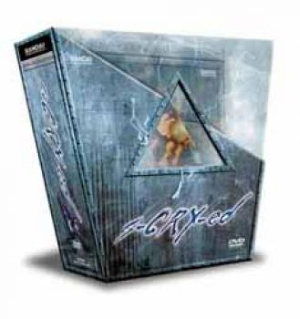 SCRYed Complete collection DVD Limited edition