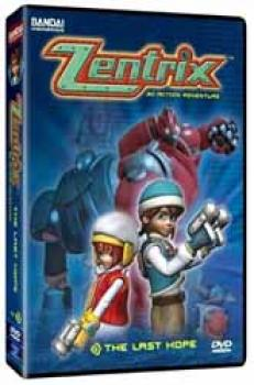 Zentrix collection 2 The last hope DVD