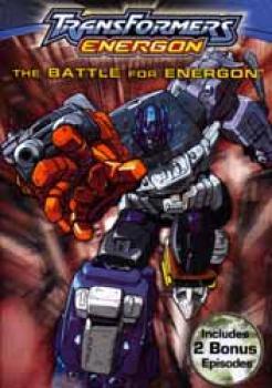 Transformers Energon vol 01 Battle for Energon DVD