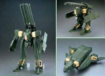 Macross Kenight monster Action figure 1/100