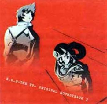 R.O.D. TV OST vol 2 CD