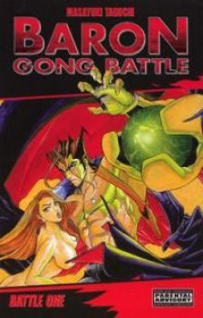 Baron gong battle vol 01 GN