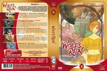 Wolf's rain vol 05 DVD NL