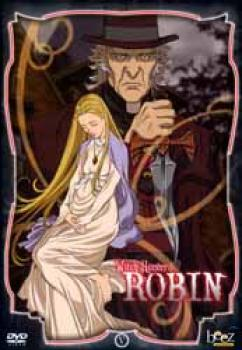 Witch hunter Robin vol 05 DVD PAL FR