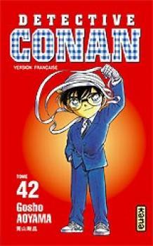 Detective Conan tome 42