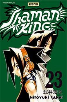 Shaman king tome 23