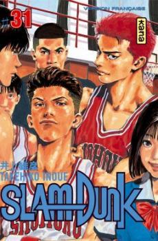 Slam Dunk tome 31