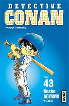 Detective Conan tome 43