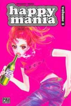 Happy mania tome 01