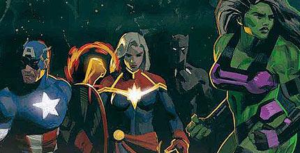 Marvel Comics March 2021