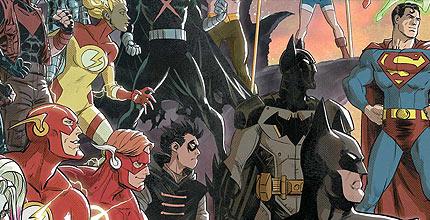 DC Comics March 2021