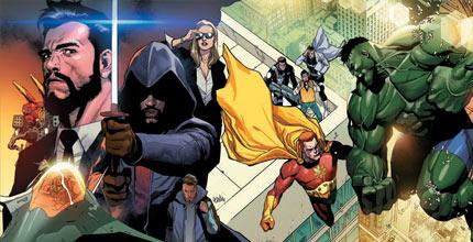 Marvel Comics May 2021