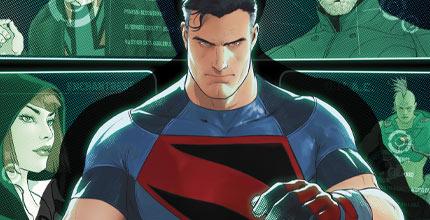 DC Comics July 2021